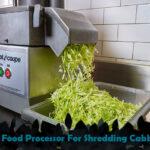 Best Food Processor For Shredding Cabbage