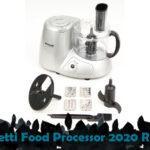 Bravetti Food Processor  2020 Review