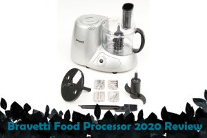 Bravetti Food Processor 2020 Review