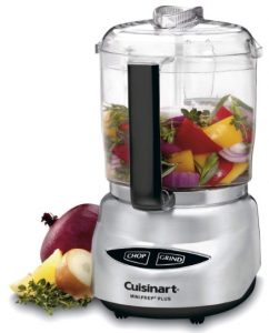 Cuisinart DLC-4CHB Mini-Prep Plus 4-Cup Food Processor 2020