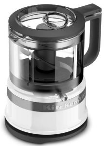 KitchenAid KFC 3516 WH 3.5 Cup Chopper, Food Processor 2020
