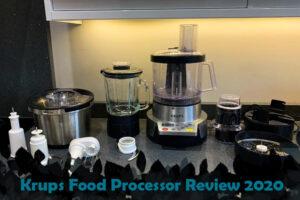 Krups Food Processor Review 2020