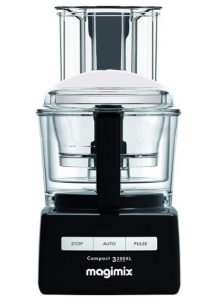 Magimix 12-Cup Food Processor by Robot Coupe 3200 XL (12 Cup, Black)