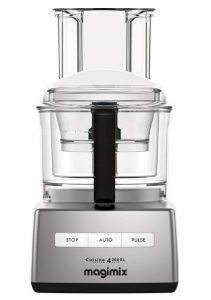 Magimix 4200 XL Food Processor by Robot Coupe (14 Cup, Chrome)