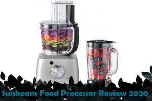 Sunbeam Food Processor Review 2020