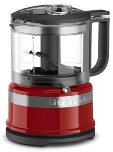 2. KitchenAid KFC3516ER 3.5 Cup Food Chopper