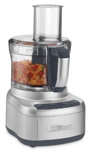 Cuisinart FP-8SV Elemental 8 Cup Food Processor