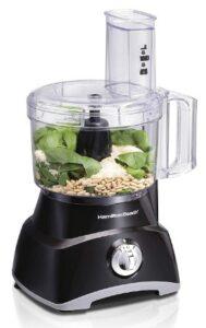 Hamilton Beach 8-Cup Compact Food Processor & Vegetable Chopper