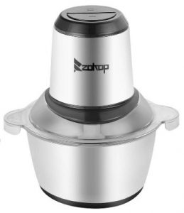 ROVSUN 8 Cup Electric Food Processor Small Chopper